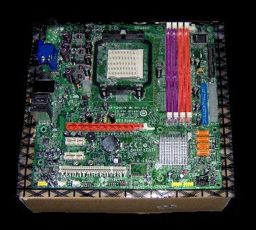 MCP61PM-GM Motherboard Drivers
