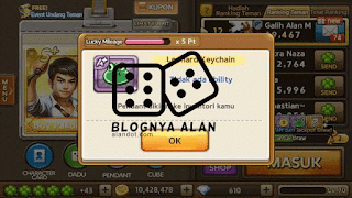 Trik atau Cara Mendapatkan Pendant Keychain Get Rich Indonesia 21 Agustus 2015.