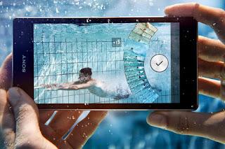 Sony Xperia Z Series Waterproof Smartphone