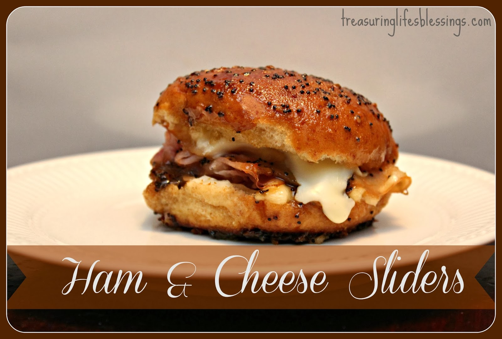 Ham & Cheese Slider