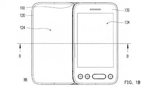 HTC Patenkan Smartphone Dual Screen Slider