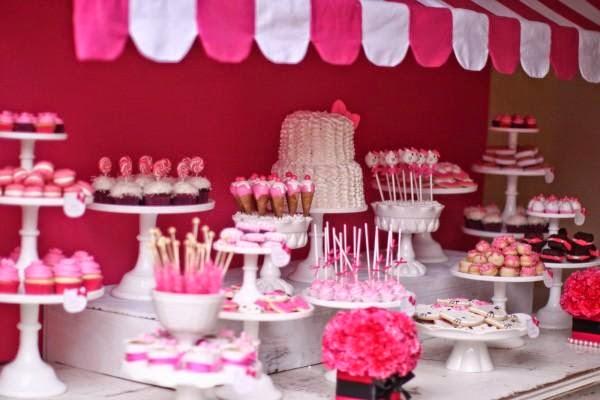 Fiestas Elegantes para Niñas, parte 4