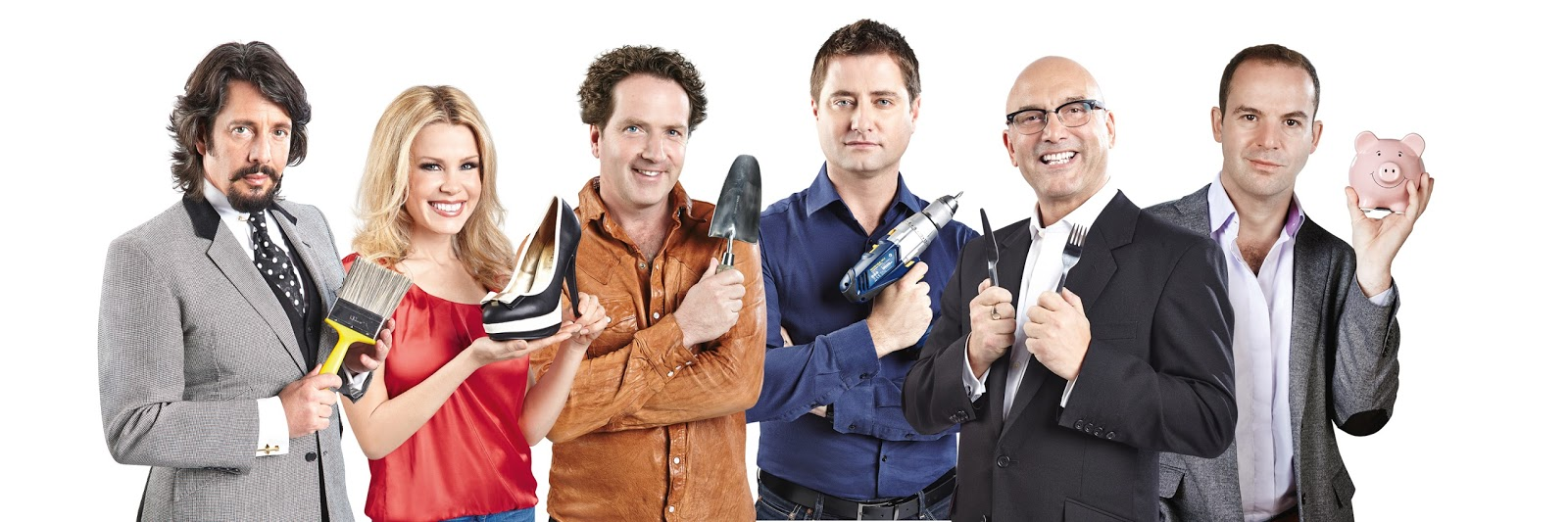 Ideal Home Show in the North Celebriity Line-Up