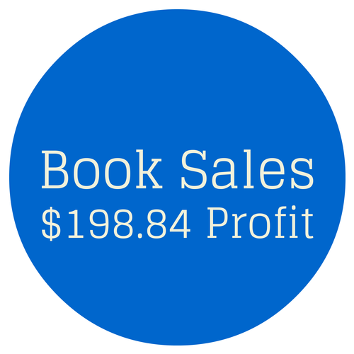 book sales profit