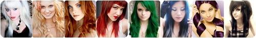 collage como tener un cabello perfecto
