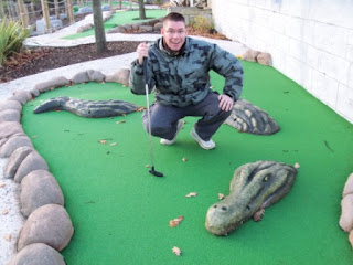 Pirate Cove Adventure Golf at Bluewater Shopping Centre