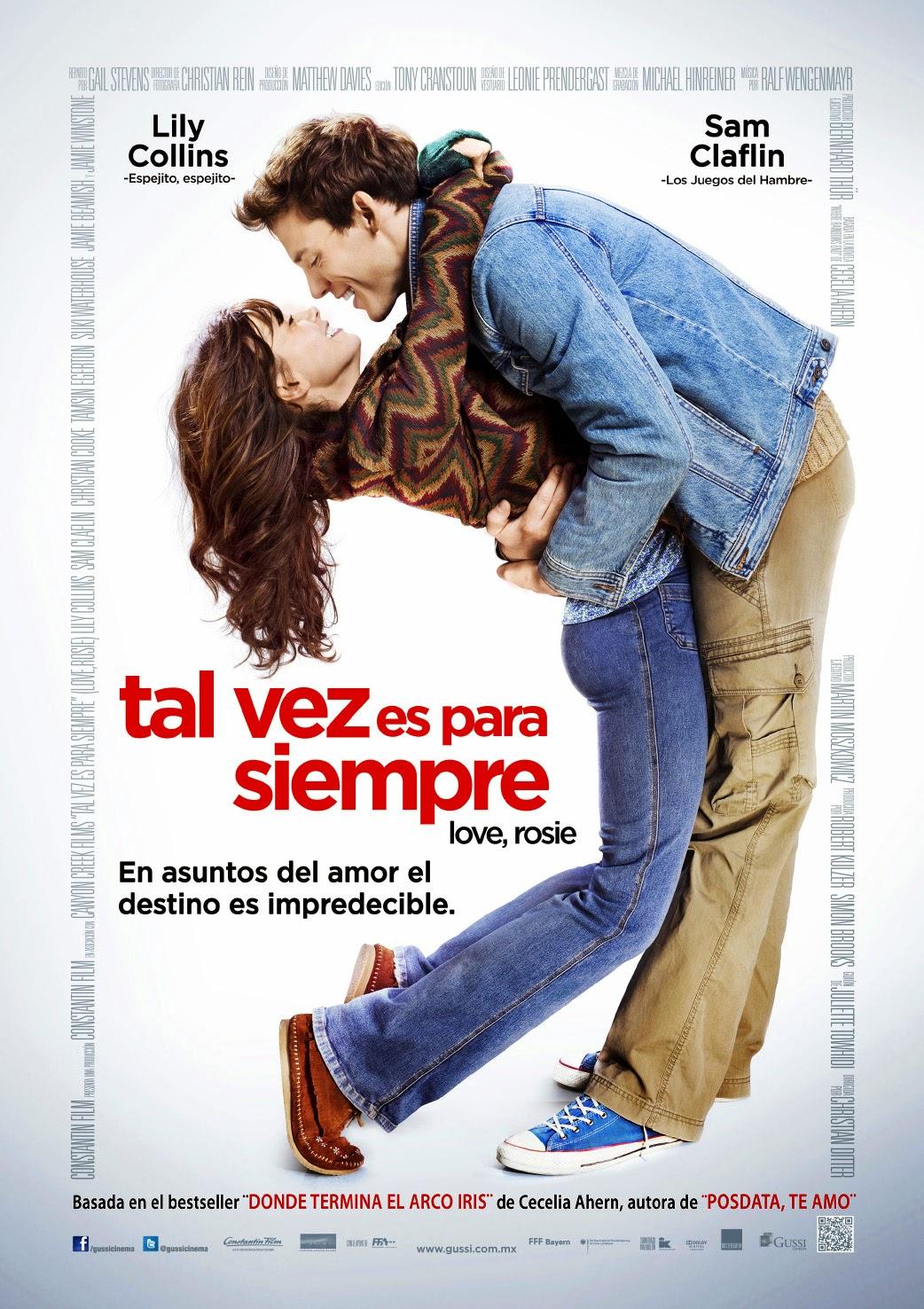 Tal Vez Es Para Siempre (Love, Rosie) (2014)