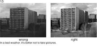 Совет 13. В плохую погоду лучше не проводить съемку пейзажей и архитектуры. Фотографии будут невыразительными и блеклыми.