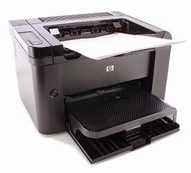 Impresora LaserJet HP P1606