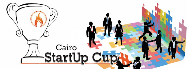 ‏‎Cairo,Start Up Cup‎‏