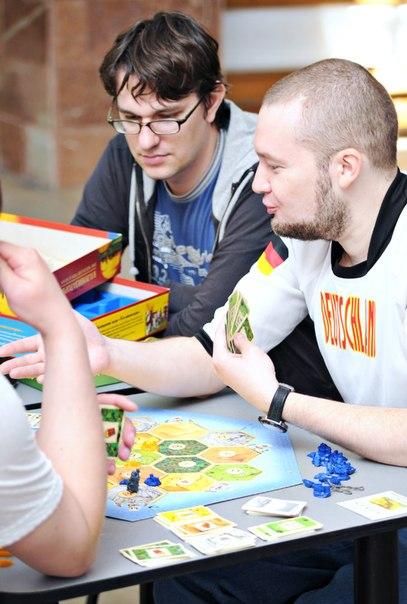 Выставка настольных игр Игросфера (Igrosfera)