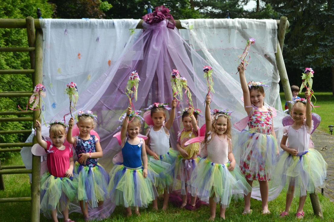 Sunny By Design Fairy Garden Party