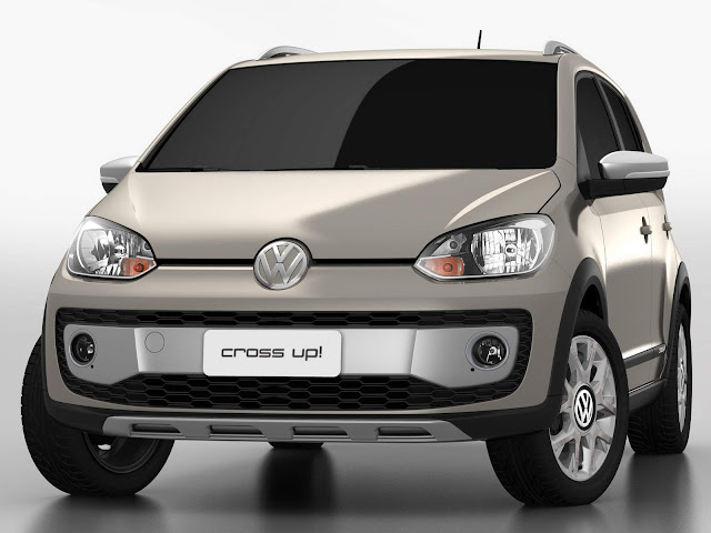 Volkswagen up! Crossup! 2016 + ar-condicionado