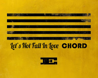 BIGBANG - Let's Not Fall In Love Chords and Lyrics