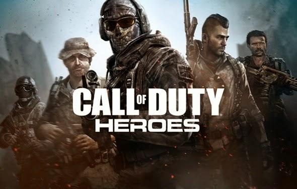 Download Apk Call Of Duty : Heroes - Cara baru bermain game Call of Duty