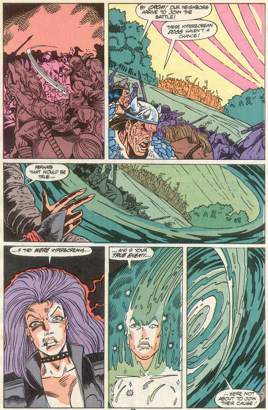 Conan the Barbarian (1970) Issue #234 #246 - English 17
