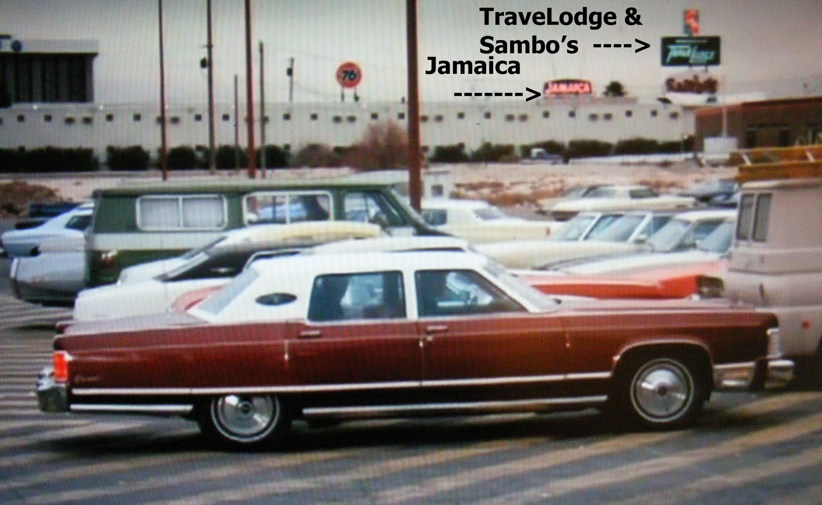 The Rockford Files The Rockford Files Episode Roundabout Great Shots Of Las Vegas From The
