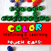 Color Matching Printables for Toddlers