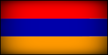 Bandera Armenia.