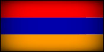Bandera Armenia.