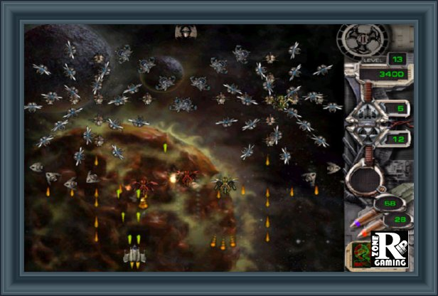 Star Defender 2 Screenshot 3