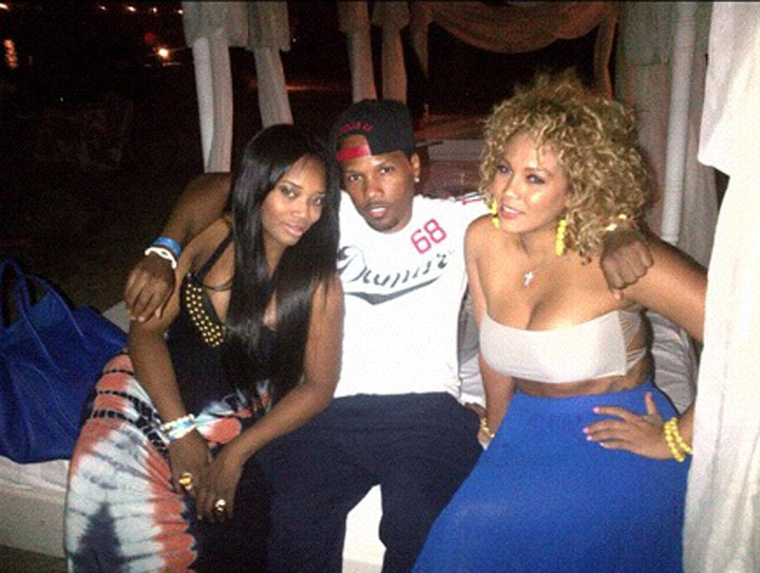 Yandy Smith's Boyfriend, Mandeecees, Is Being Accused of Being A Child