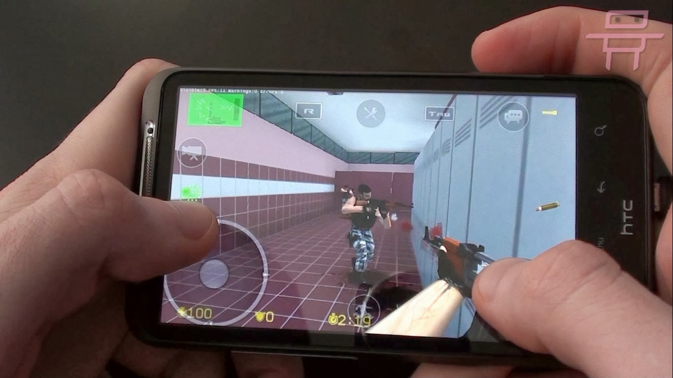 counter strike mobile game