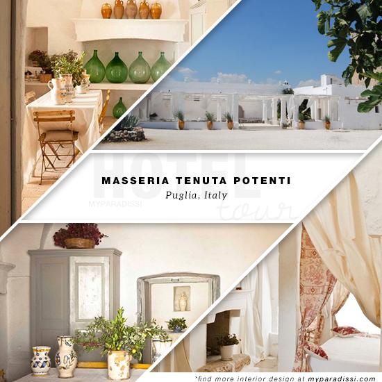 Masseria Tenuta Potenti, Italy