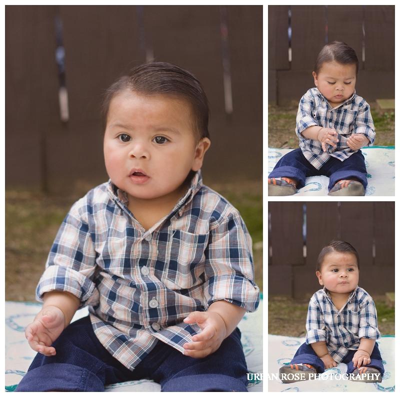 URBAN ROSE PHOTOGRAPHY BABY PHOTO