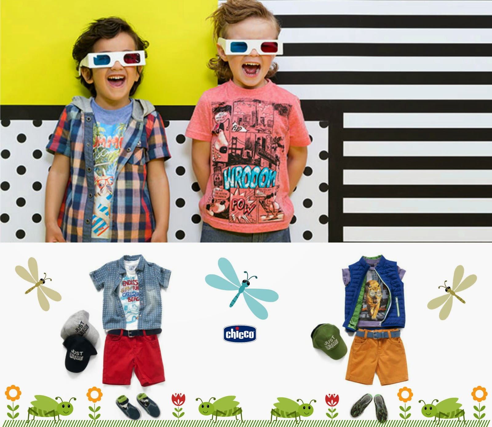 Chicco Spring 2015