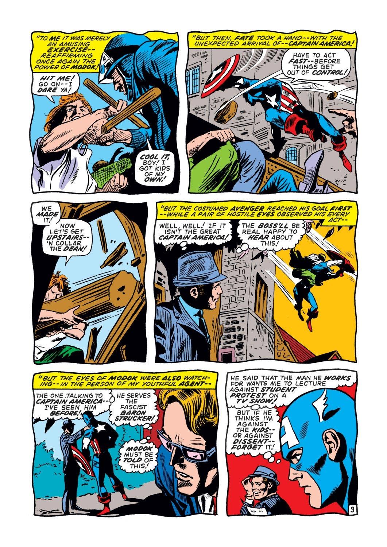 Captain America (1968) Issue #132 #46 - English 10