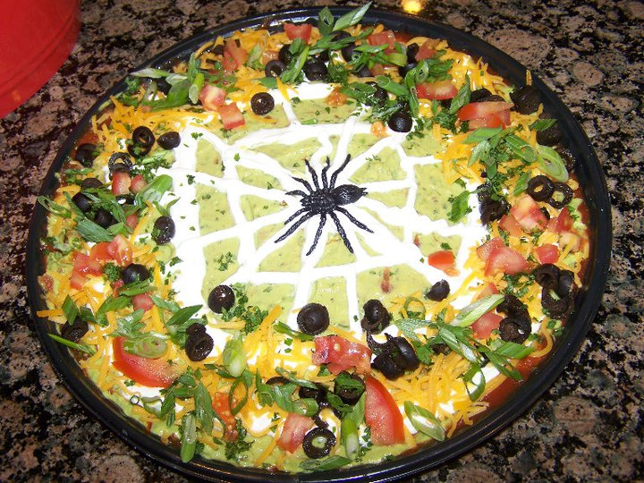 The Busy Broad: Halloween Party Food