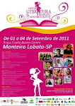 II Semana de Literatura Infantil de Monteiro Lobato