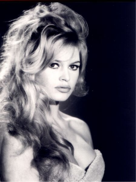 Brigitte Bardot Hairstyle Gallery - Celebrity hairstyle ideas for ...