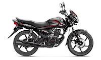 2012 Honda CB Shine Black