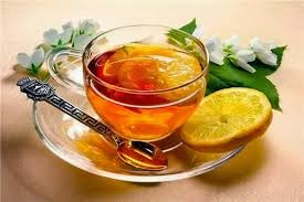 green tea with lemon, dessert, clean eating, weight loss, ordering out