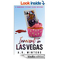 FREE: Innocent in Las Vegas: A Humorous Tiffany Black Mystery by A.R. Winters