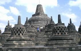 Daftar Candi yang terdapat di Indonesia