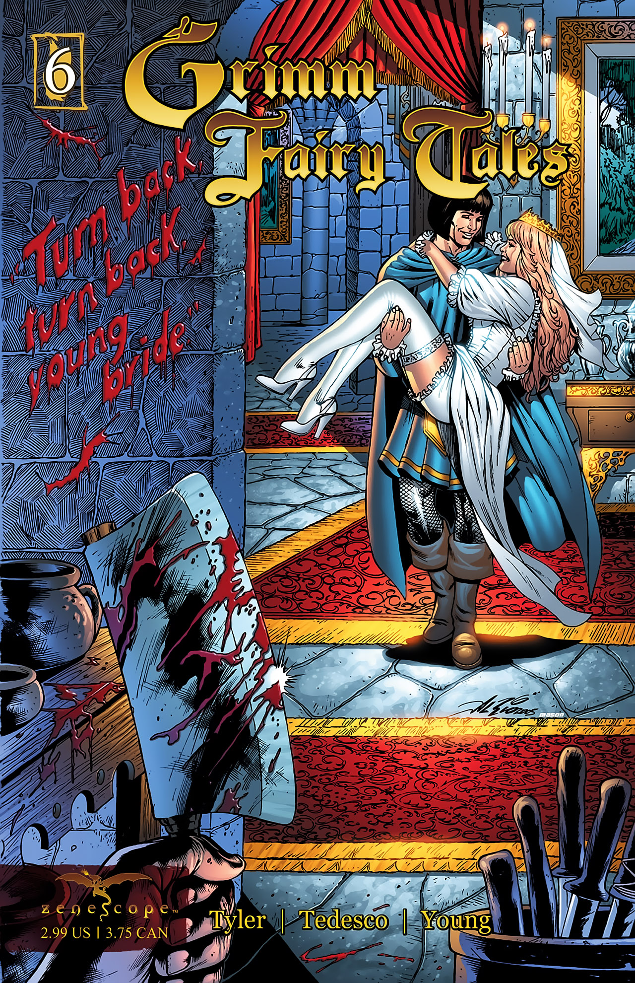 Grimm Fairy Tales (2005) Issue #6 #9 - English 1