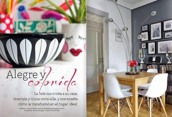 Casa al dia revista de decoracion decorar tu casa es for Casa al dia decoracion