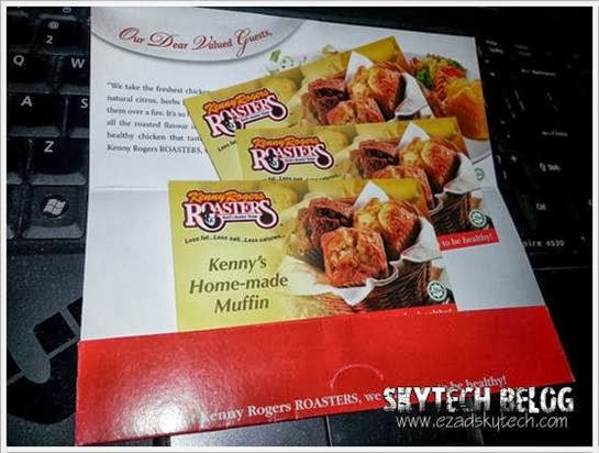 Pemenang Voucher KRR Muffins