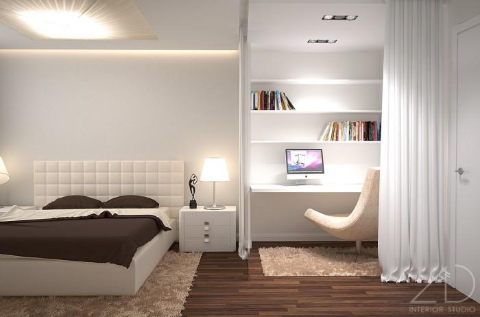 ide interior ide kamar tidur modern