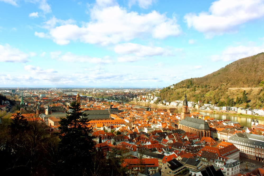 Heidelberg, travel blog, blogger, europe, photography, singapore, scenery, architecture