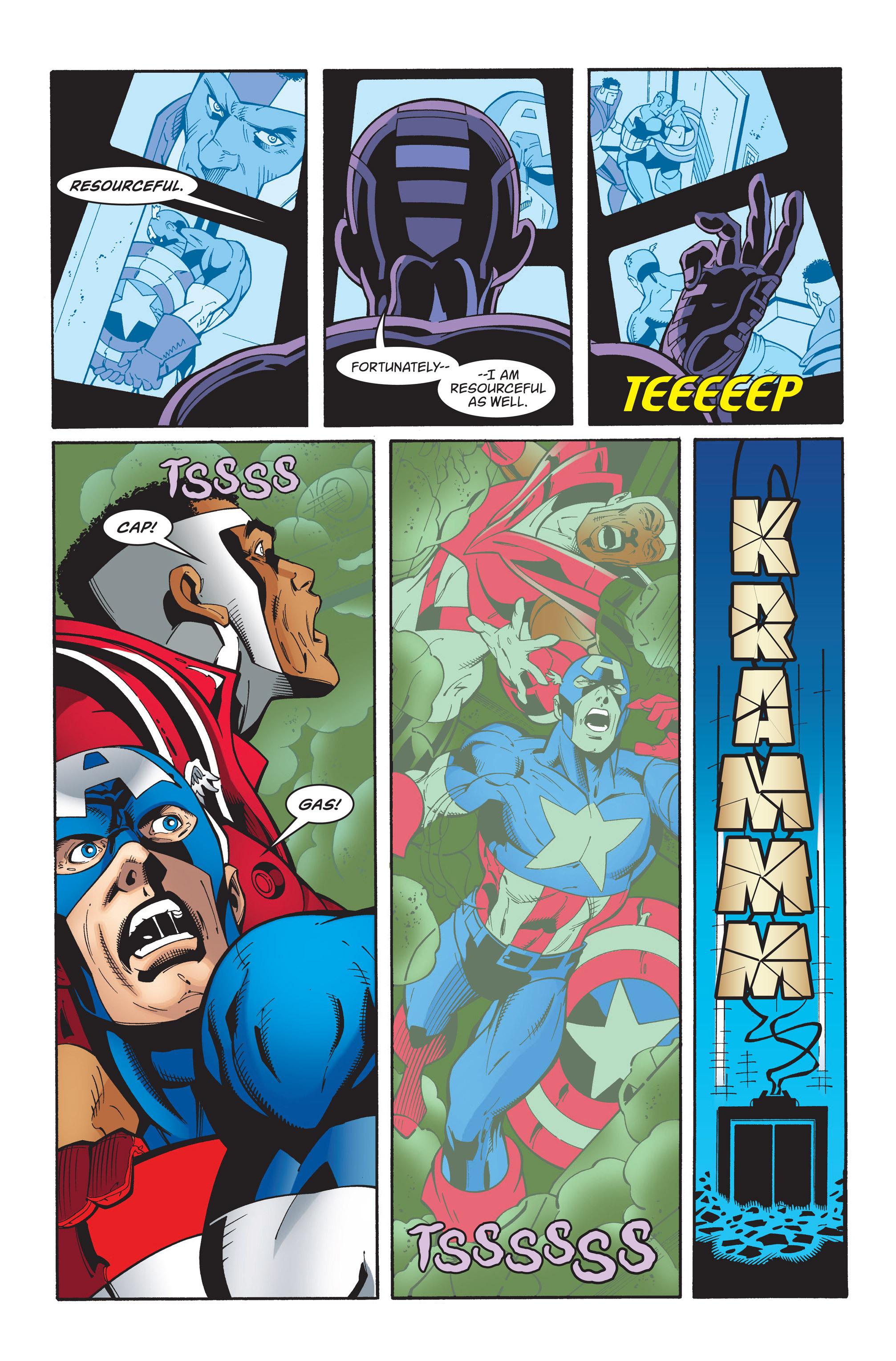 Captain America (1998) Issue #33 #39 - English 17