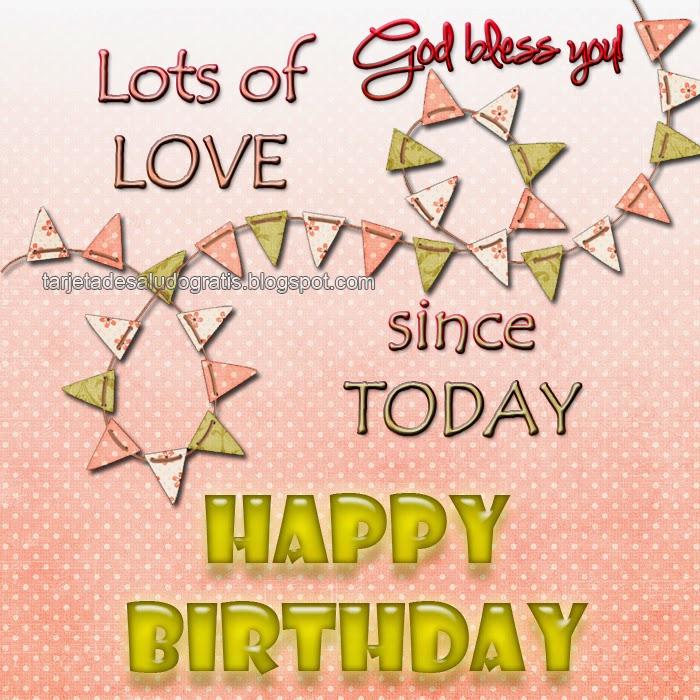 happy birthday card free