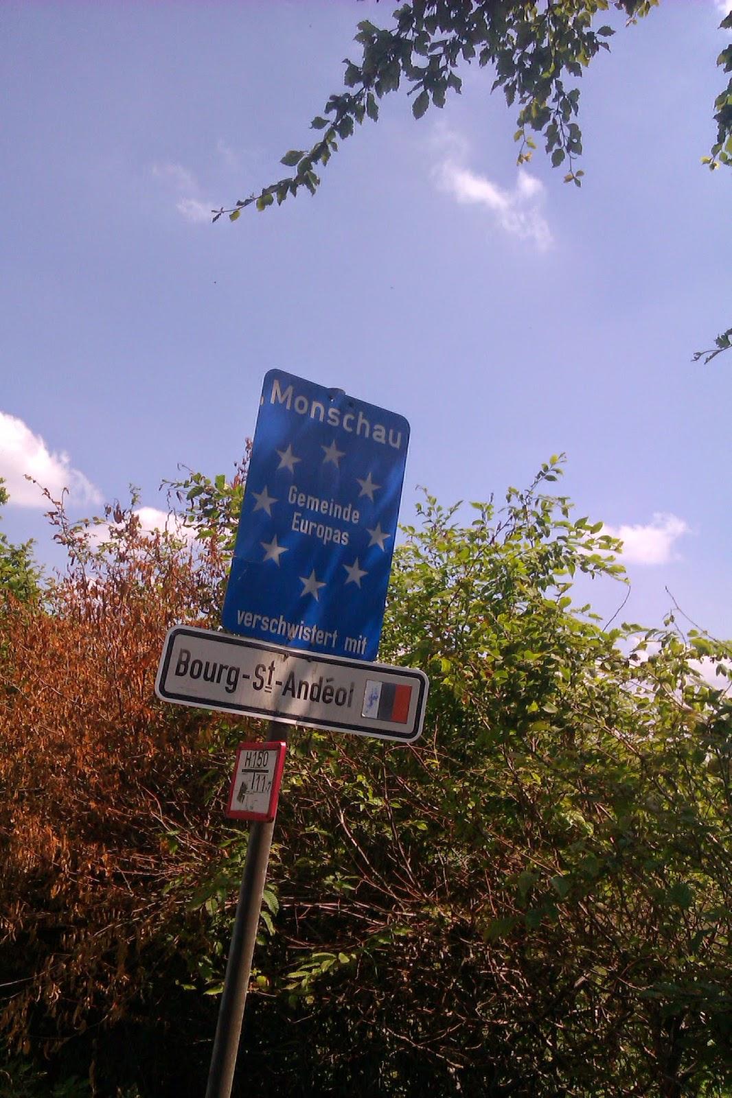 Gemeinde Europas Monschau