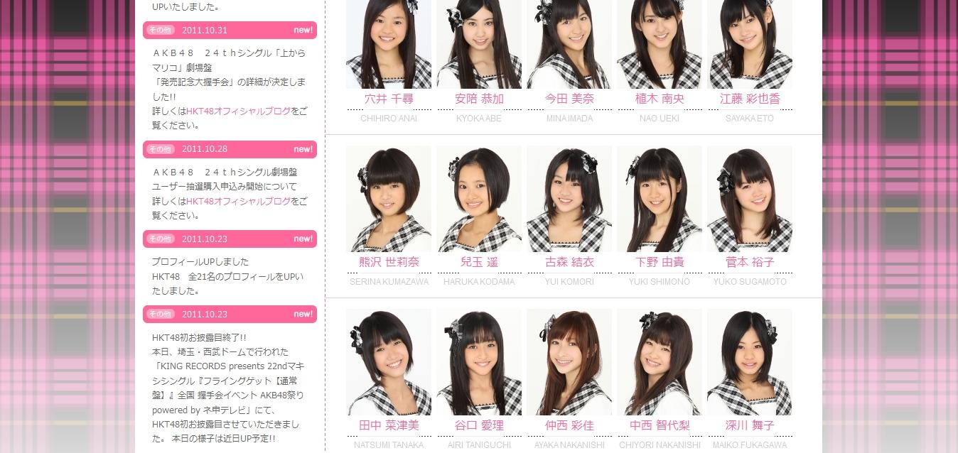 akb48 members profile