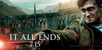 Film Harry Potter et les reliques de la mort Partie 2