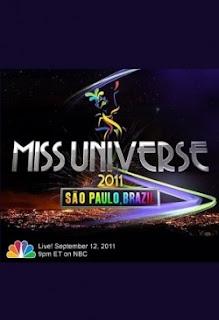 Miss Universo 2011 HDTV capa