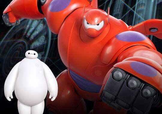 Scott Adsit as Baymax